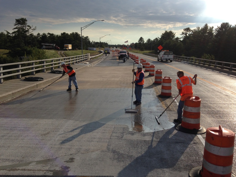 Department of Transportation - Arisco Contracting Group, Inc
